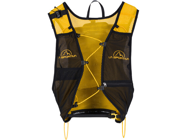 La Sportiva Racer Vest black/yellow